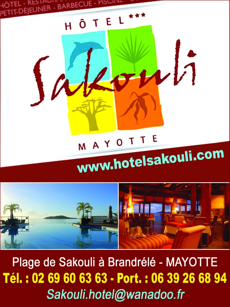 3. HOTEL SAKOULI 01 02 03 NOV 2017 et 17 18 19 FEVRIER 2019