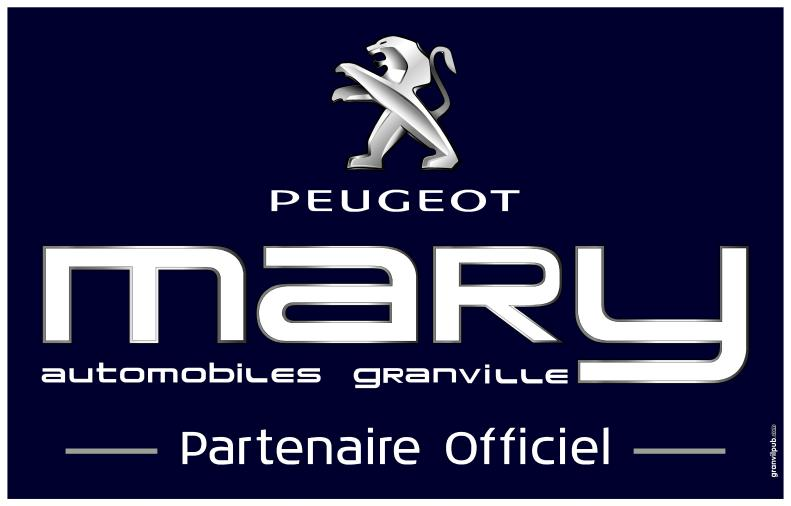 021019 AU 091019 PEUEGOT SPONSOR OFFICIEL MARY GRANVILLE